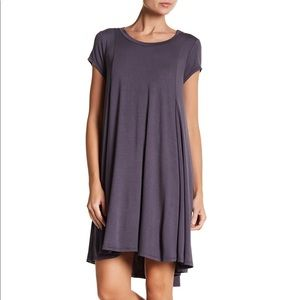 B Collection by Bobeau Cody Knit Pleated Dress